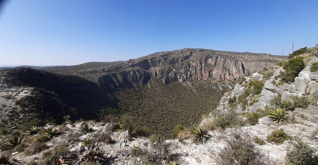 la joya cráter san luis potosí