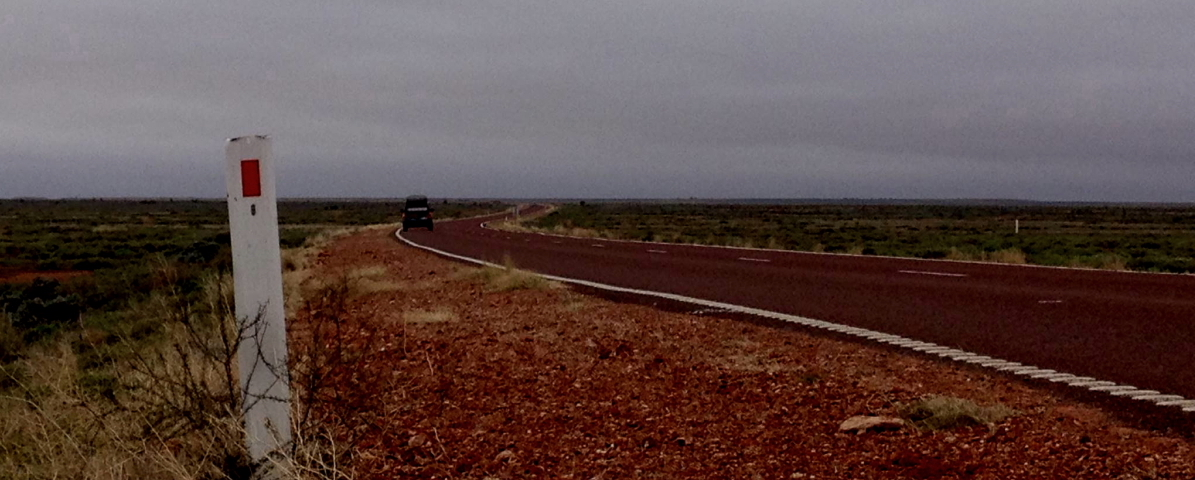 Hitchhiking in Australia