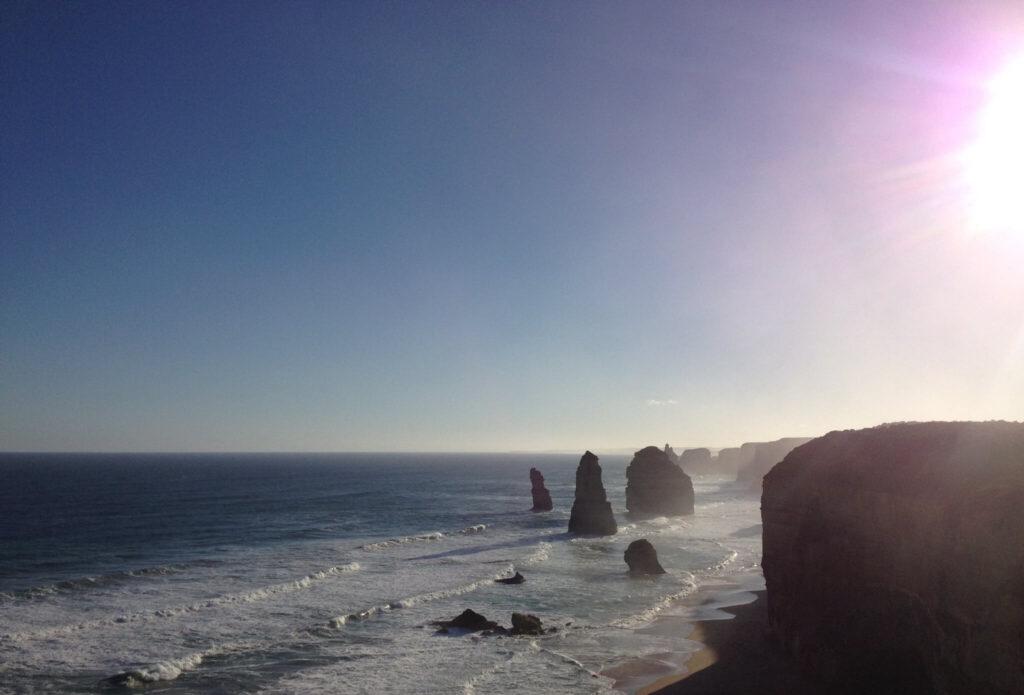 Great Ocean Road Hitchhiking Australia